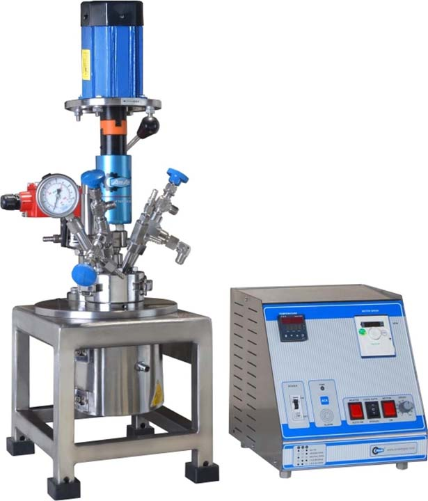 High Pressure Reactors Stirred Pressure Reactors Lt