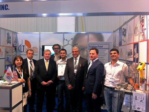 Caspian Oil and Gas Exhibition – 2013