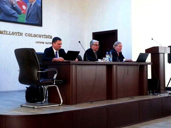 CEM and Dionex Seminar