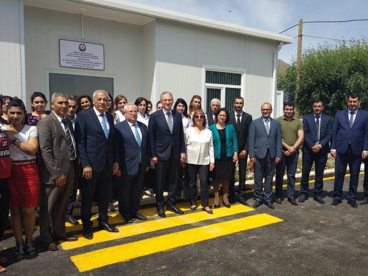 Neftchala Regional Complex Monitoring Laboratory